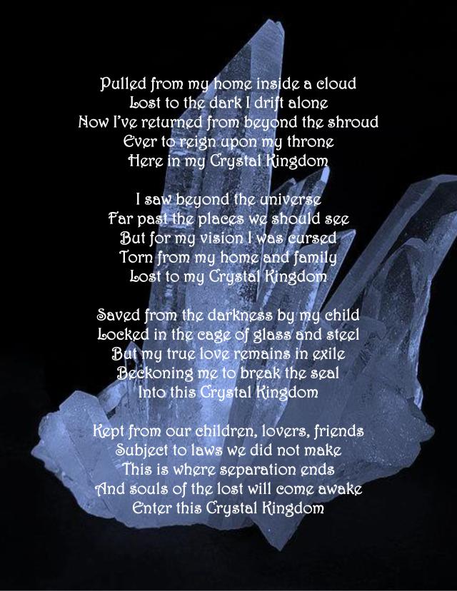Crystal Kingdom Verses